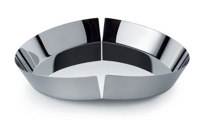 Corbeille à fruits Broken Bowl / Ø 31 cm - Alessi acier brillant en métal