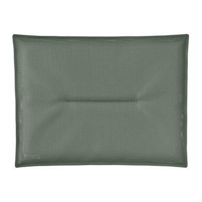 Coussin d'assise / Pour chaise Bistro - Fermob vert en tissu