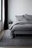Lenzuola con angoli 140 x 200 cm - / 140 x 200 cm - Lino lavato di Au Printemps Paris