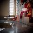 Caboche Floor lamp - Medium / Halogen source - Ø 50 x H 154 cm by Foscarini