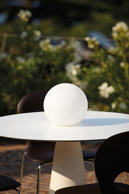 Fil In Outdoor BlancMade Design Lampe Sans Led Globo Slide PkXOiZu
