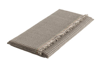 Garden Layers Matratzen / klein - handgewebt - Gan - Terracotta