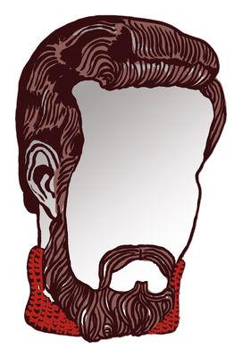 Möbel - Spiegel - Monsieur Selbstklebende Spiegel selbstklebend - Domestic - Spiegel - Monsieur - Perspex