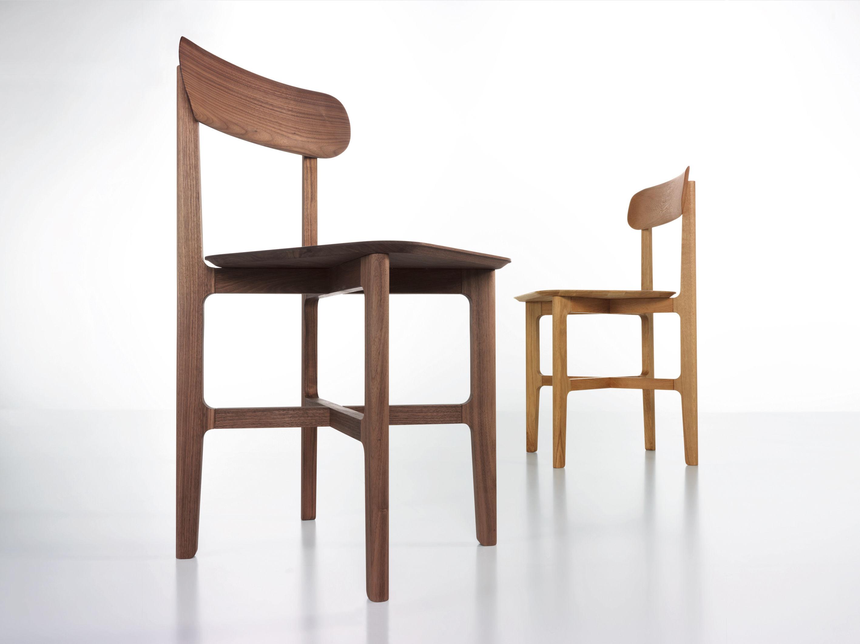 stuhl 1 3 von zeitraum eiche natur l 39 x h 79 made in design. Black Bedroom Furniture Sets. Home Design Ideas