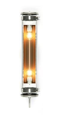 Illuminazione - Lampade da parete - Applique Rimbaud - / Sospensione - L 68 cm di SAMMODE STUDIO - Acier / Cuivre - Acciaio inossidabile, Alluminio anodizzato, Vetro borosilicato