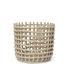 Ceramic Large Basket - / Ø 23.5 x H 21 cm - Hand-made by Ferm Living