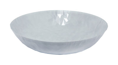Centre de table Joy n.11 / Ø 37 cm - Alessi blanc en métal