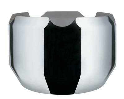 Tableware - Wine Accessories - Noé Champagne bucket - 5 bottles by Alessi - Mirror polished steel - Stainless steel 18/10