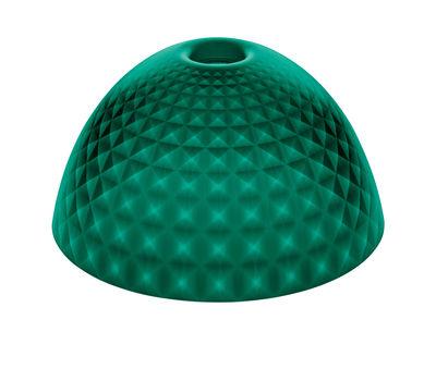 Stella Medium Lampenschirm / Ø 43,5 cm - Koziol - Tannengrün