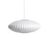 Bubble Saucer Pendant - / Small - Vertical patterns by Hay