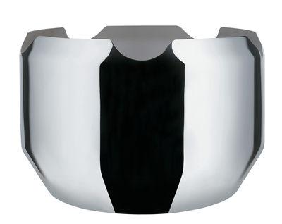 Seau à champagne Noé / 5 bouteilles - Alessi acier poli miroir en métal