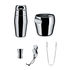 North Tide Shaker set - / 5-piece set by Alessi