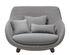 Love High Sofa / Hohe Rückenlehne - 2-Sitzer - L 129 cm - Moooi