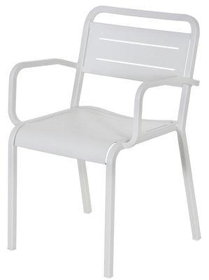 Urban Stapelbarer Sessel - Emu - Weiß