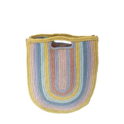 Déco - Pour les enfants - Cabas / Jute - Bloomingville - Multicolore - Jute
