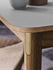 Patch HW2 Extending table - / Fenix laminate - L 240 to 340 cm by &tradition