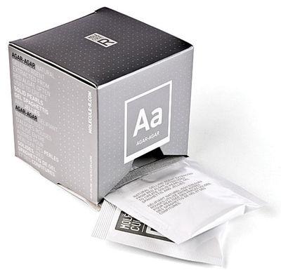 Recharge Agar agar / Pour kits R-Évolution - Molécule-R blanc en papier