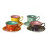 Grandpa Teacup - / Set of 4 - With saucers by Pols Potten