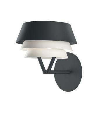 Illuminazione - Lampade da parete - Applique Gala di Carpyen - Noir - metallo laccato