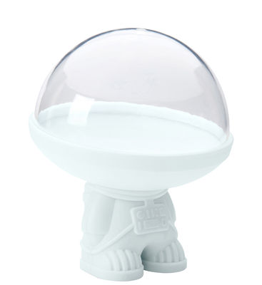 Boîte hermétique Astro / Pour fruits entamés - Pa Design blanc en matière plastique