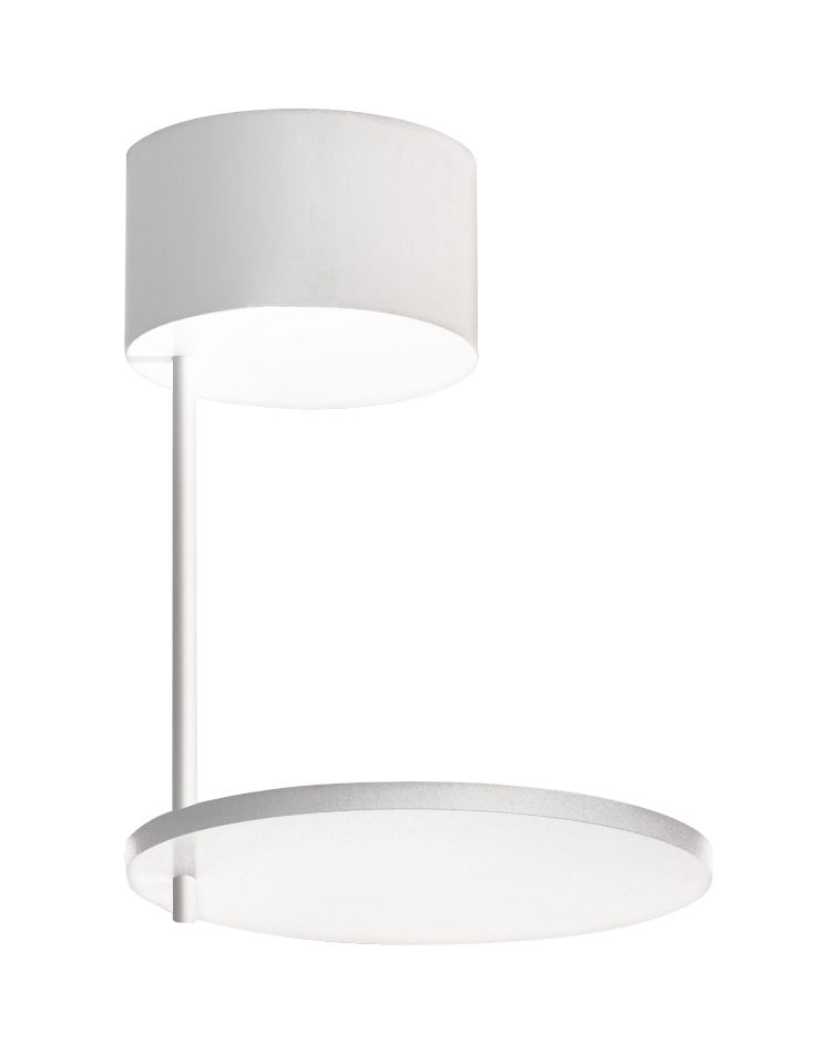 Lighting - Ceiling Lights - Orbiter LED Ceiling light - / Adjustable by Artemide - White - Painted aluminium