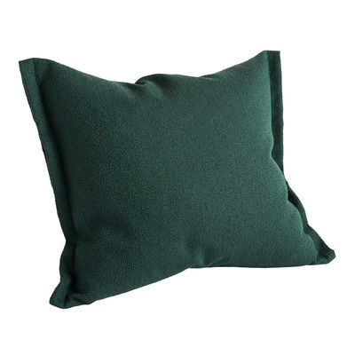 Bleu brun clair et vert motif géométrique Evans Lichfield Coussin Couverture
