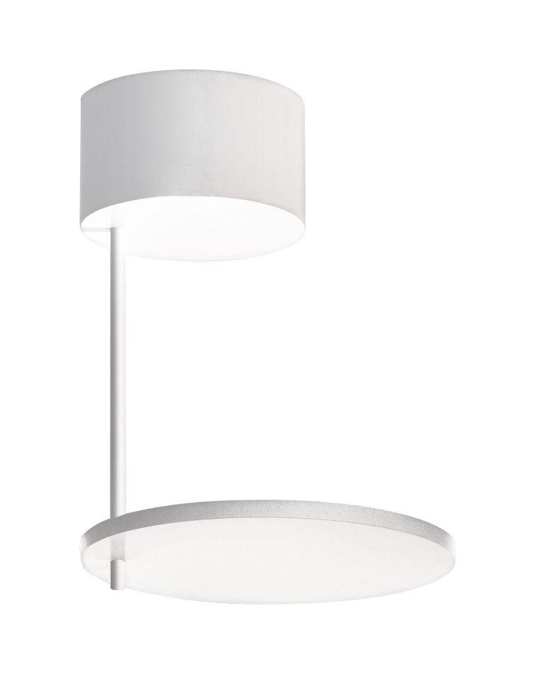 Leuchten - Deckenleuchten - Orbiter LED Deckenleuchte / verstellbar - Artemide - Weiß - bemaltes Aluminium