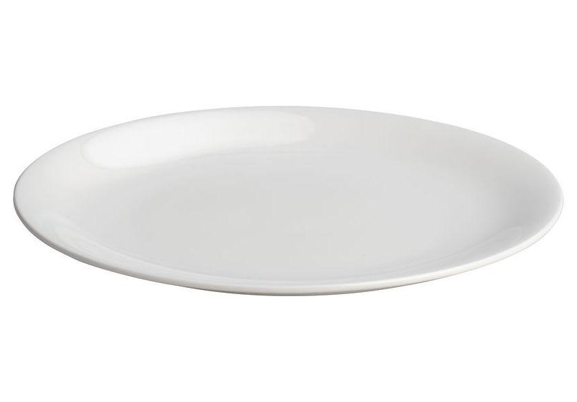 Tischkultur - Teller - All-time Dessertteller Ø 20 cm - A di Alessi - Dessertteller - Ø 20 cm - chinesisches Weich-Porzellan