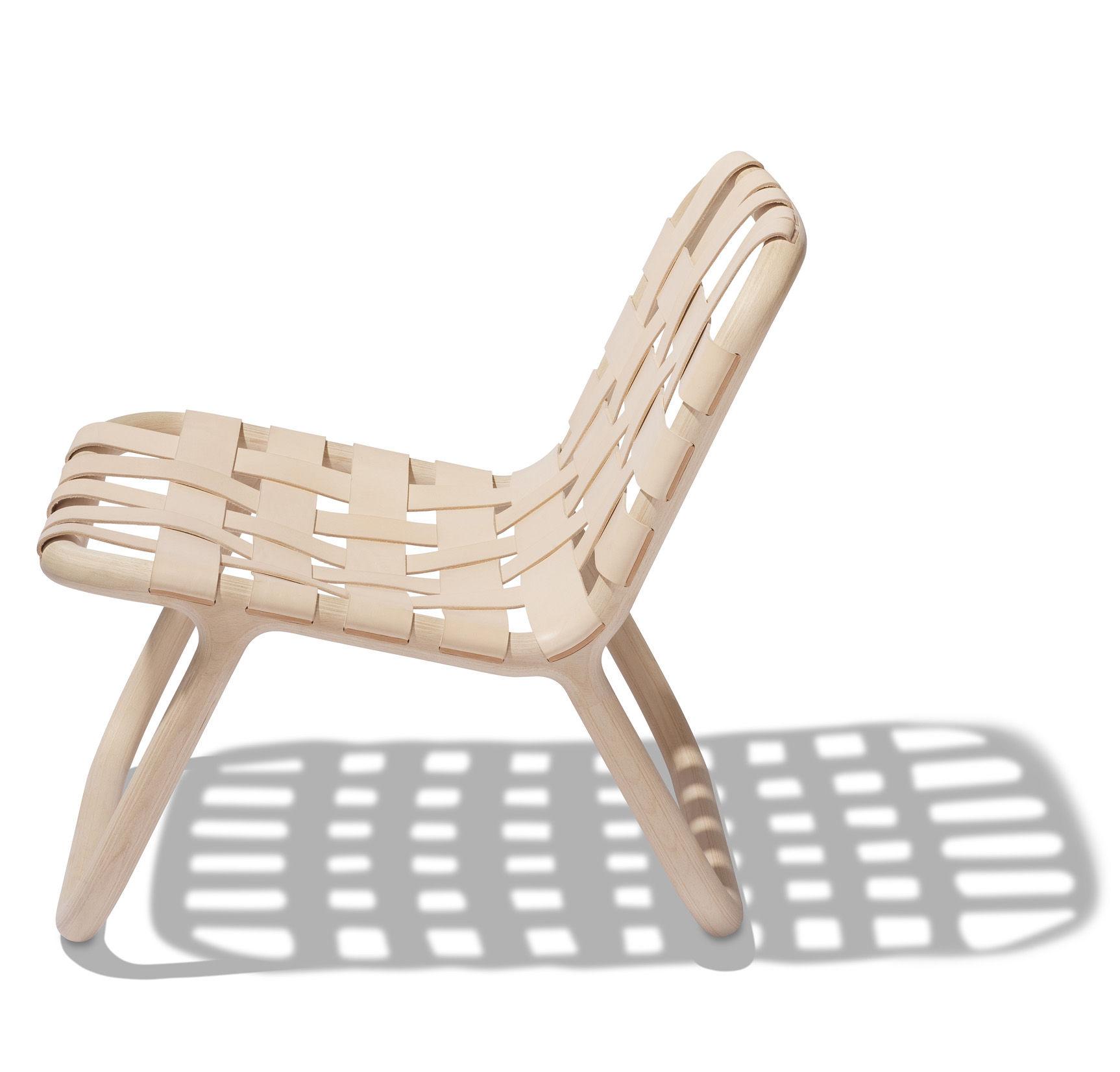 camping leder normann copenhagen lounge sessel. Black Bedroom Furniture Sets. Home Design Ideas
