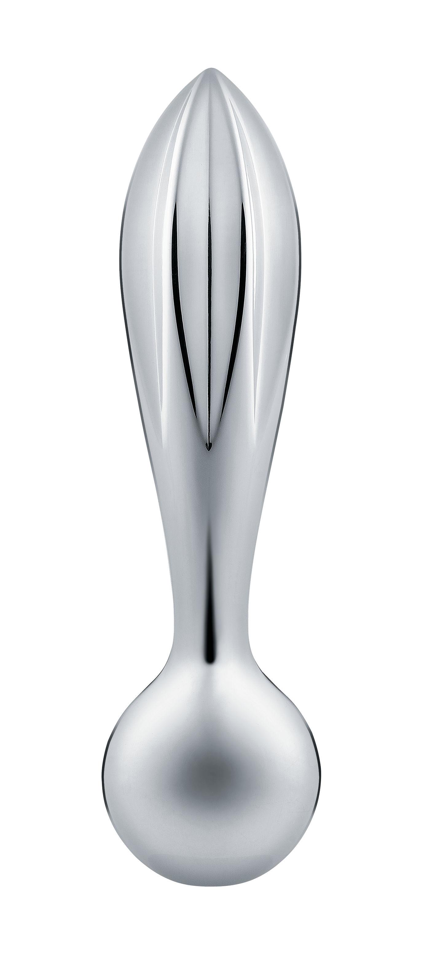 Küche - Küchenutensilien - Valerio Zitronenpresse / Stößel - H 17 cm - Alessi - Stahl - Acier inoxydable 18/10