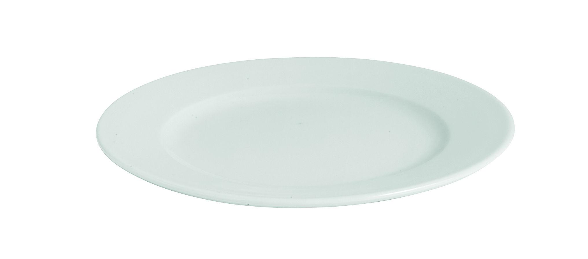 Arts de la table - Assiettes - Assiette à dessert Rainbow / Ø 20 cm - Porcelaine - Hay - Vert menthe - Porcelaine