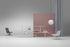 Etagère Super_position / Compo B - L 365 x H 108 cm - MDF Italia