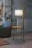 Carla Floor lamp - / End table by Carpyen