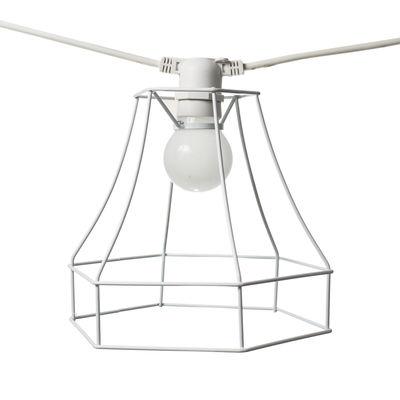 Leuchten - Außenleuchten - Lampenschirm / für Girlande