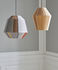 Bonbon Small Lampshade - / Ø 32 - Hand-woven wool by Hay