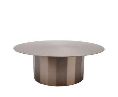 Présentoir à gâteau Doric / Acier inoxydable - XL Boom marron/métal en métal