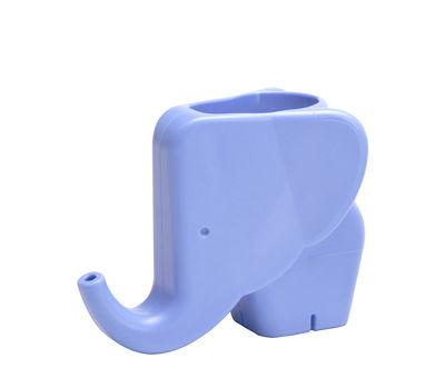 Interni - Per bambini - Robinetto Jumbo Junior - / & fontana di Pa Design - Blu - Plastica ABS