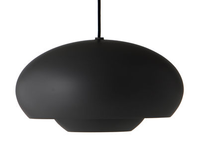 Suspension Champ / Ø 37,5 cm - Frandsen noir en métal