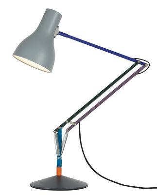 Illuminazione - Lampade da tavolo - Lampada da tavolo Type 75 - / By Paul Smith - Edition n°2 di Anglepoise - Blu, Viola, Verde, Blu - Alluminio