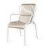 Loop Rope Stackable armchair - / Hand-woven polypropylene cord by Vincent Sheppard