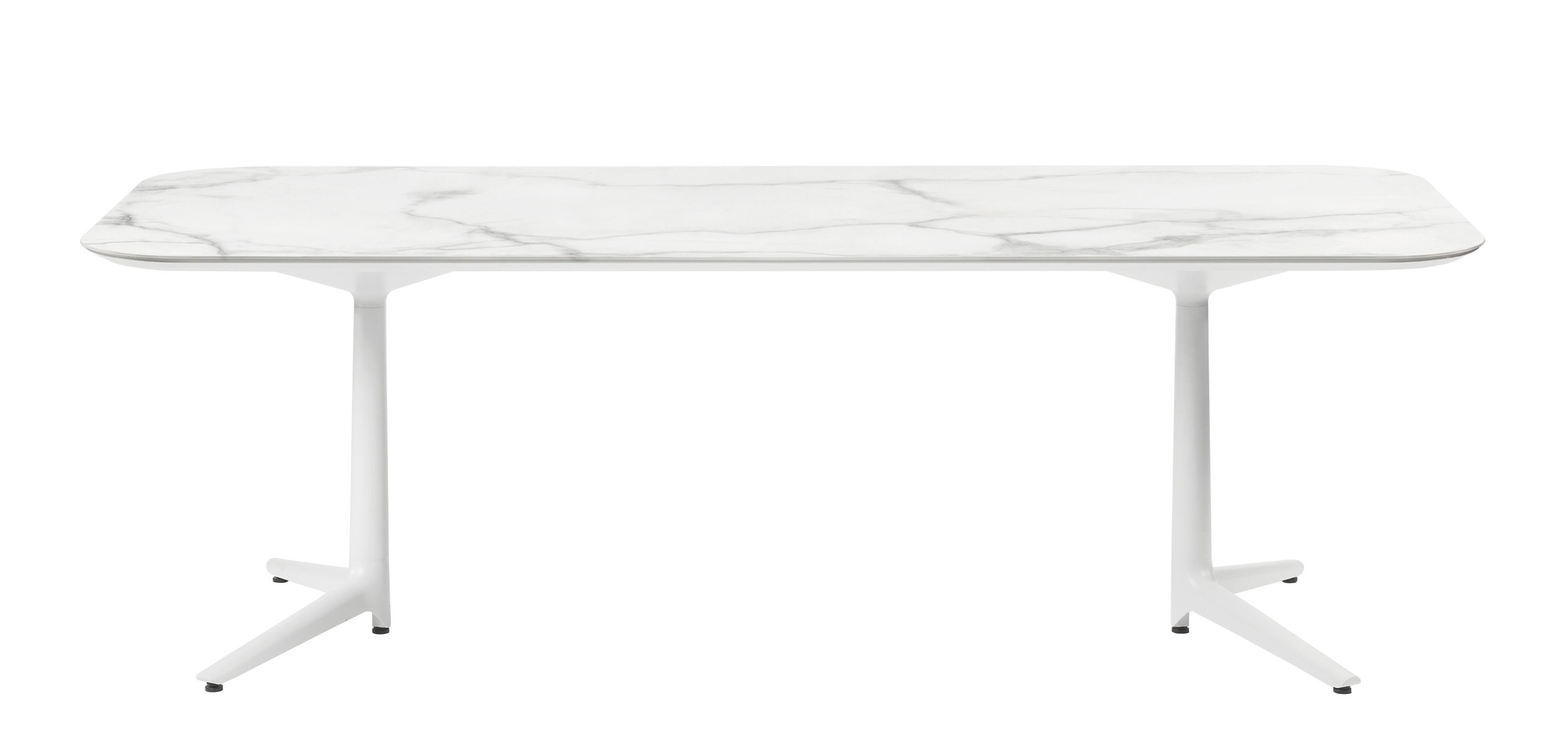tisch multiplo indoor outdoor von kartell tischplatte. Black Bedroom Furniture Sets. Home Design Ideas