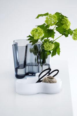 Iittala Aalto Vase Grey Made In Design Uk