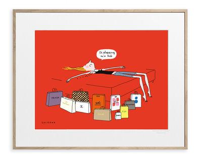 Déco - Stickers, papiers peints & posters - Affiche Soledad - Dead / 30 x 40 cm - Image Republic - Dead - Papier