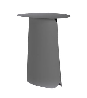 High Collar Beistelltisch / H 65 cm - ENOstudio - Hellgrau