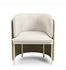 Esedra Gepolsterter Sessel / Geflochtene Kunstfaser - Ethimo