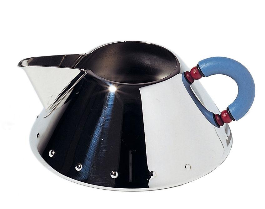 Küche - Zuckerdosen und Milchkännchen - Graves Milchkännchen - Alessi - poliert glänzend - Polyamid, rostfreier Stahl