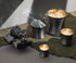 Alchemy Large Scented candle - / Ø 10 x H 8.3 cm by Tom Dixon