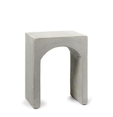 Arredamento - Sgabelli - Sgabello Roman - / Cemento di Serax - Grigio - Calcestruzzo