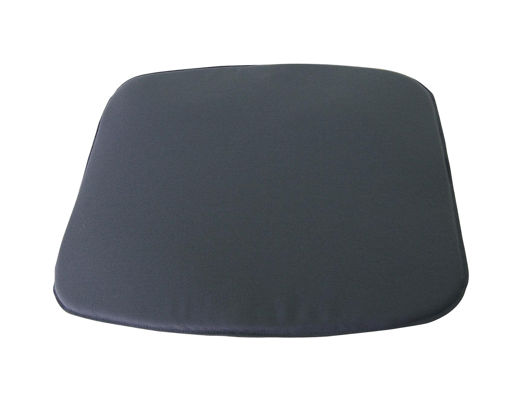 """Dekoration - Kissen - Sitzkissen / für Stühle und Sessel aus der Kollektion """"Darwin"""" - Emu - Grau - Polyacryl-Gewebe, Schaumstoff"""