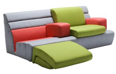 Compo Sit By Matali Crasset Sofa Variables Sofa L 194 Cm